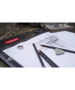 Grafit és vázlat ceruzák