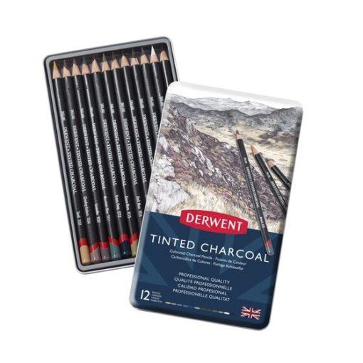 Tinted charcoal 12